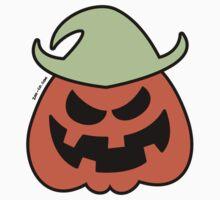Naughty Halloween Scarecrow Kids Clothes