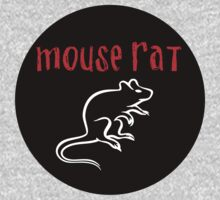 Mouse Rat by TeeHut