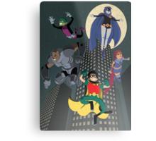 Teen Titans Metal Print