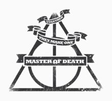 Deathly Hallows - Master of Death by Kate Bloomfield