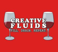 Wine, the Fluid of Creativity by ezcreative