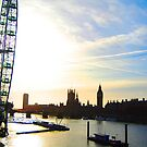 London in colour by Sweetpea06