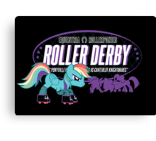 My Derby Pony Canvas Print