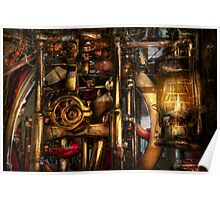 Steampunk - Mechanica  Poster