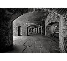 Caverne Photographic Print