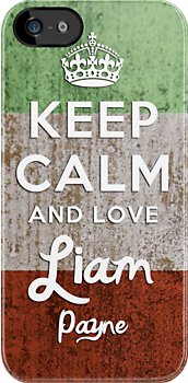 Keep Calm And Love Liam Payne by thomas1700