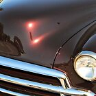 Classic Cars: Brown Hood by richard  webb
