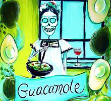 Guacamole by Heather Calderon