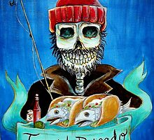 Tacos de Pescado by Heather Calderon