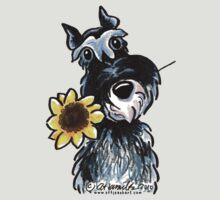 Sunny Schnauzer T-Shirt