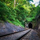 Cumberland Gap Train Tunnel by Jimmy Phillips