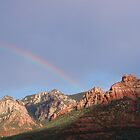 Sedona Rainbow by Joni  Rae