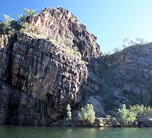 Katherine Gorge, Northern Territory by Finkie