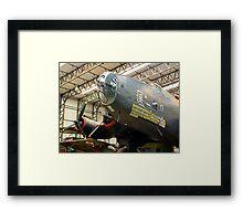 Handley Page Halifax III Framed Print