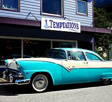 Temptations - 1955 Ford Crown Victoria by NSauer01