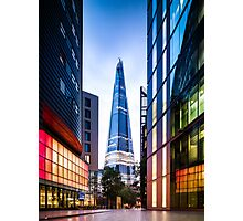 More Shard Photographic Print
