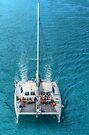 Catamaran in Nassau, The Bahamas by 242Digital