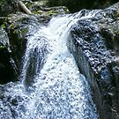 Waterfall (4) by Russell Voigt