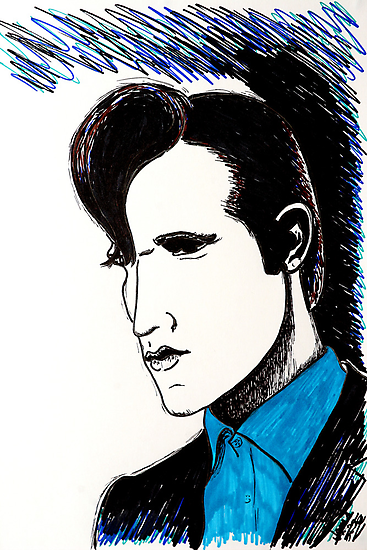 Matt Smith - The 11th Doctor by SquarePeg