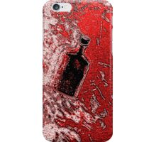 Demon Bottle iPhone Case/Skin