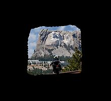 Mount Rushmore National Memorial by Alex Preiss