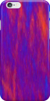 IPHONE CASE - DIGITAL ABSTRACT No. 30 by chompo