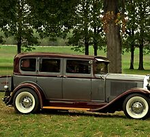 1931 Buick Touring Sedan by TeeMack