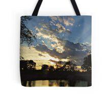 Majestic Skies Tote Bag