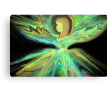 TUESDAY ANGEL OF HEALING Canvas Print