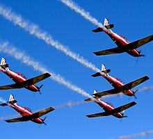 Roulettes formation by clickedbynic