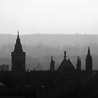 Northampton Rooftops by Veterisflamme