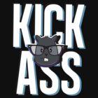 KickAss Colorful [Blue/Purple] by KickAss University