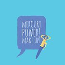 Mercury Power Makeup by gallantdesigns