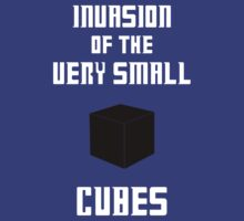 Doctor Who Cube by Matthew James