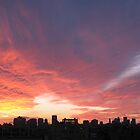 Brooklyn Sundown by oldgreg