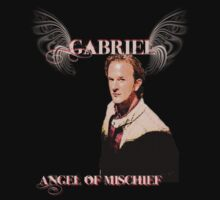 Gabriel the Angel of Mischief T-Shirt