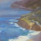 """Stanwell Beach"" by Tash  Luedi Art"