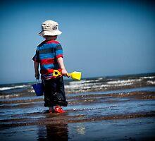 Sea Gazing by fraser68