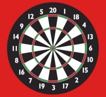 Dartboard by monsterplanet