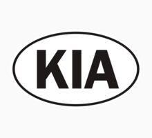 KIA - Oval Identity Sign by Ovals