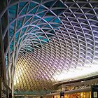 Kings Cross Station by JzaPhotography