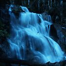 Toorongo Falls by Dave Callaway