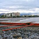 Beach (Cairns QLD) by Russell Voigt