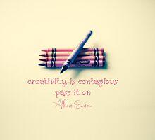 Crayon Love  by Nicola  Pearson