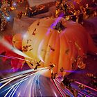 Pumpkin Magic by Maria Schlossberg