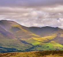 The Lake District: Skiddaw by Rob Parsons