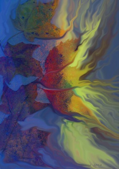 Autumns Ebb and Flow... by linmarie