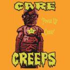 Care Creeps - Power-Up Creep by perilpress