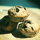 Chocolate chip muffins by libasic