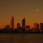 Perth - Dusk Through Sunglasses by cactus82